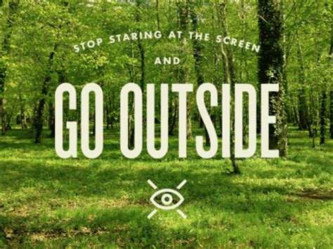 Go Outside By Jake Dugard  Dribbble Dribbble