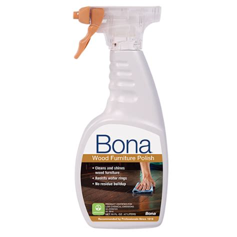 Bona Wood Furniture Polish Bona