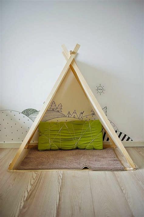 Zelt Kinderzimmer Klein by Originelle Einrichtungsideen Zelt Im Hause Archzine Net
