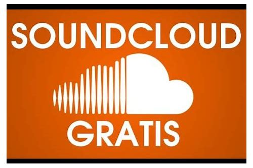 descargar soundcloud gratis