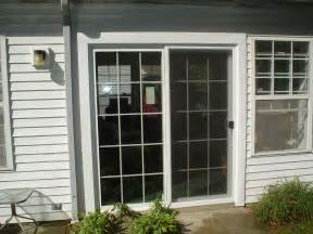 Sliding Glass Patio Storm Doors