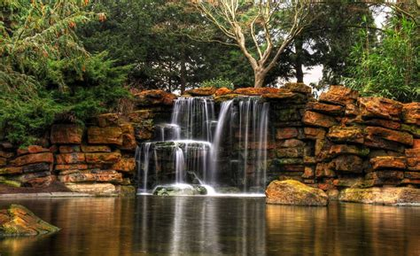 Beautiful Waterfall Wallpapers - Wallpaper Cave