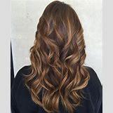 Dark Brown Hair With Caramel Highlights | 500 x 615 jpeg 41kB