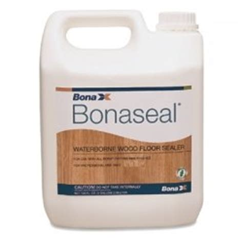 bona seal wood floor sealer 1 gallon floor smoothing and