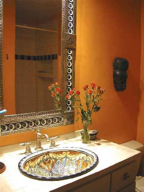 adore mexican talavera painted sinks  issue