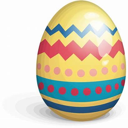 Easter Egg Transparent Eggs Yellow Background Clipart