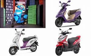 Hero Pleasure Plus Vs Honda Activa I Vs Tvs Zest Vs Yamaha
