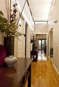 Ideas To Decorate Long Hallway