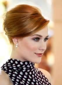 Formal Updo Hairstyles for Medium Length Hair