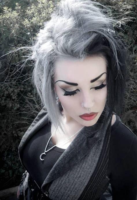 Putting Dark Grey Coloring On Light Brown Hair   Dark