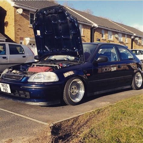 Modified Civic Ej9 For Sale by Honda Civic Ej9 B16a Conversion Track Car Project Car Jdm