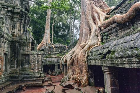 Angkor Wat Temples Of Angkor In Cambodia With Kids