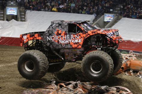 monster truck show toronto trucks boats and winter fun for the family among this