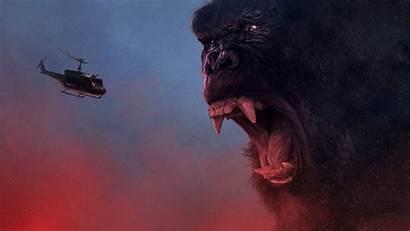 Kong King Wallpapers Skull Island Hail Backgrounds