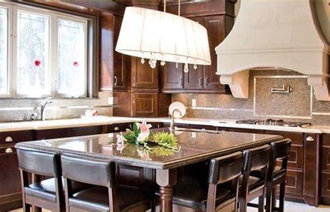 chocolate brown cabinets transitional kitchen aya kitchens
