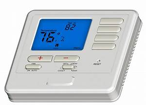 2 Stage Heating And Cooling Thermostat   Outdoor