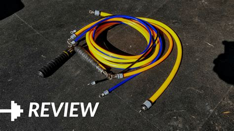 crossrope jump rope sled tank ropes garagegymreviews