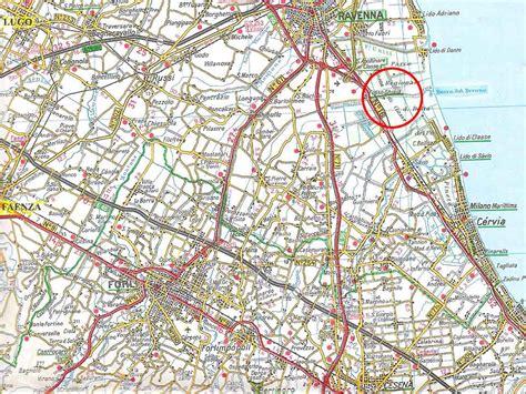 fosso ghiaia ravenna varie mappe fosso ghiaia ravenna ra