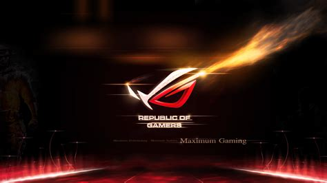 Asus Republic Of Gamers Sky Dreamscene