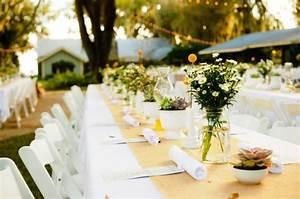 Centre De Table Champetre : 103 id es de d co mariage champ tre atmosph re naturelle ~ Melissatoandfro.com Idées de Décoration