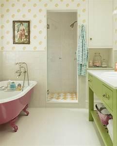 une baignoire rose dans ma salle de bain shake my blog With comment peindre sa baignoire