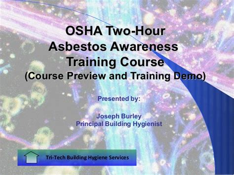 preview  asbestos awareness training