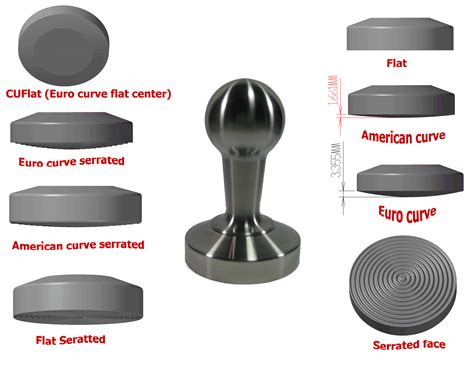Espresso Coffee Tamper Base Shape Jose Coffee K Cups Caveman Caffeine Content Cup Universal Filter Waffle House Refills Roast Espresso Maker Eating Beans