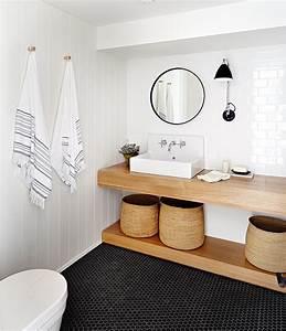 Meuble Lavabo Salle De Bain : photos 25 meubles lavabos styl s maison et demeure ~ Teatrodelosmanantiales.com Idées de Décoration