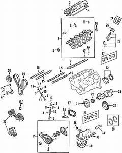 Genuine Oem Engine Part  21101