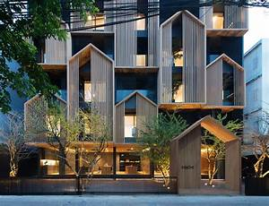 Hachi, Apartment, Building, In, Bangkok, By, Octane, Architecture, And, Design