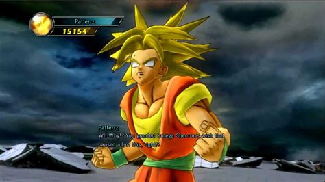 lets play dbz ultimate tenkaichi hero mode hd part
