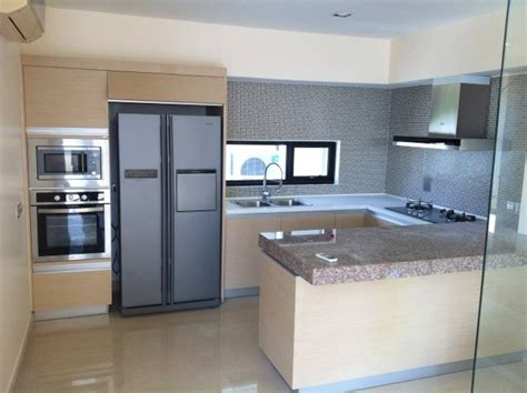 contemporary built in cabinets modern built in kitchen cabinets