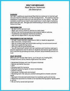 Key parts of a resume