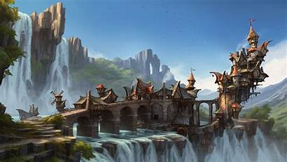 Rpg Fable Fantasy Adventure Legends Mmo Fighting
