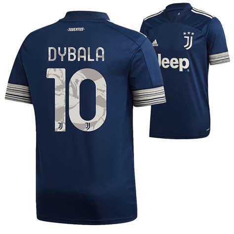 Adidas Juventus Turin Trikot DYBALA 2020/2021 Auswärts ...