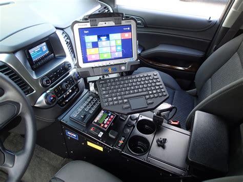 havis   chevrolet tahoe police  console