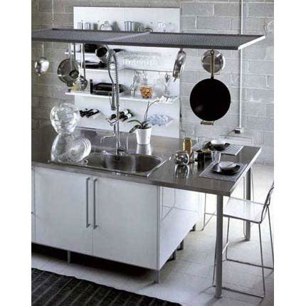 ilot de cuisine mobile ilot central mobile maison