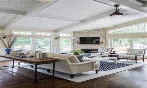 corner fireplace vaulted ceiling living room corner wood