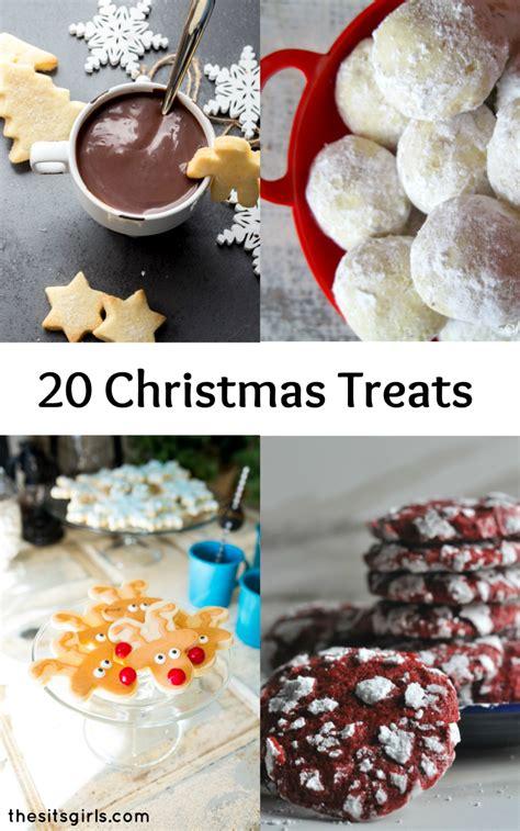 christmas treats recipes  homemade gifts christmas
