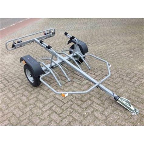 Boottrailer Fiets by Fietsaanhangwagen Speciaal Voor Elektrische Fietsen