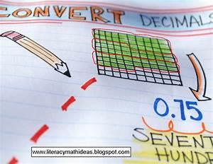 Literacy  U0026 Math Ideas  Converting Decimals