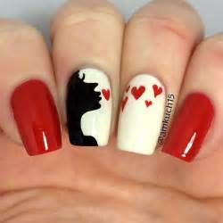 Alyce paris prom valentine s day nail art