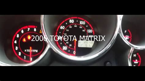 toyota matrix engine light Decoratingspecial com