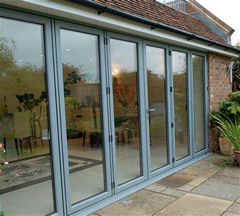 what s the difference between patio doors and bi fold