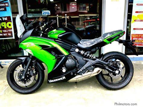 2014 Ninja 650 R For Sale