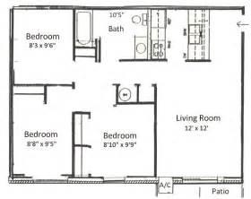 photos and inspiration three bedroom building plan basham rentals 225 s river rd3 bedroom floor plans