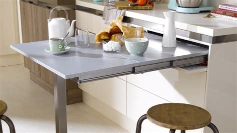 modele de table de cuisine modele table de cuisine table cuisine murale rabattable