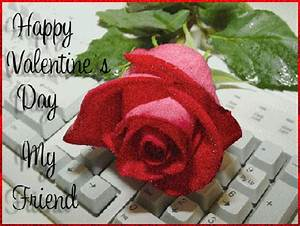 Happy Valentine's Day My Friend Pictures, Photos, and ...