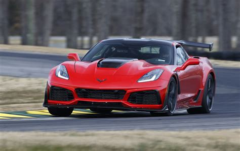 2019 Corvette Zr1 Specs Confirmed, Including 0-60 Mph Time