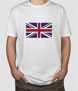Camiseta bandera Gran Bretaña Dezuu
